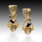 Carolyn Morris Bach earrings
