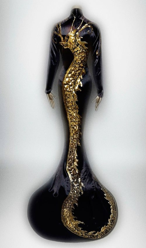 Evening dress by Travis Banton, 1934 (Met)