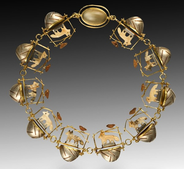 Carolyn Morris Bach necklace