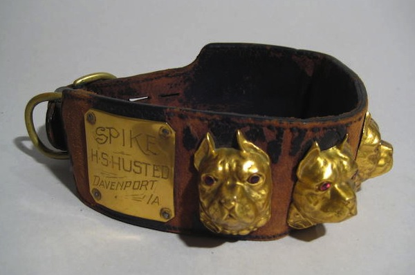 1973 dog collar Bonhams $540