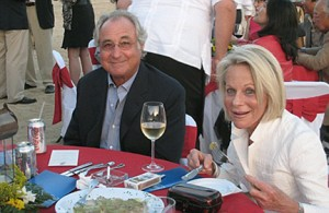 Bernie Madoff and his wife owned $61k worth of loose diamonds and 125 luxury watches, including 17 Rolexes.