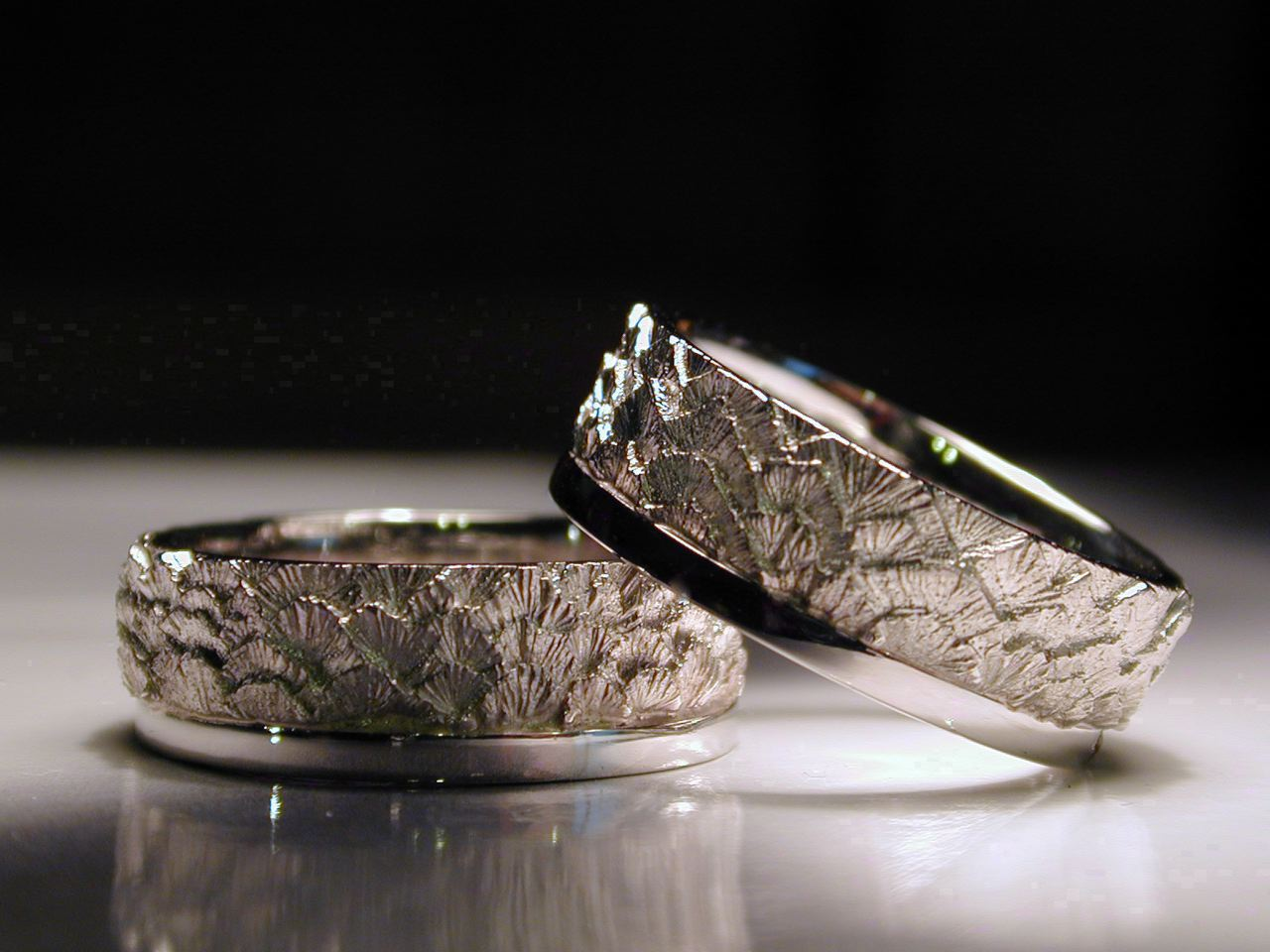 Wedding Rings Reinvented Hands On Collaborations