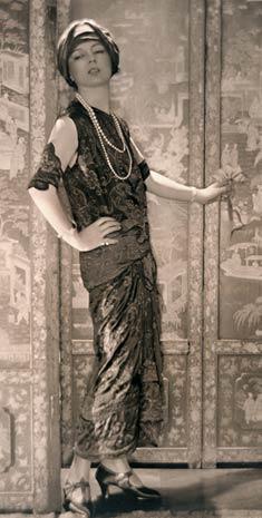 Jeanne Toussaint in 1920