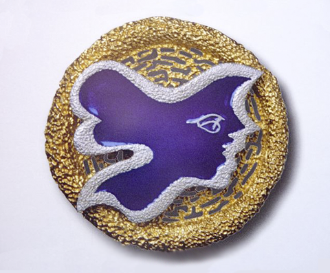 Jewelry by famous artists the jewelry loupe for Carolyn tyler jewelry collection