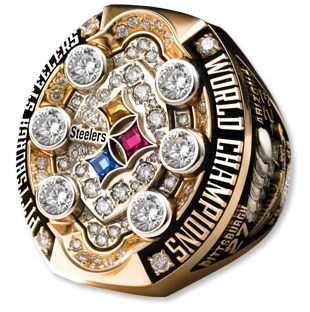 Super Bowl championship rings for the Packers     the ...
