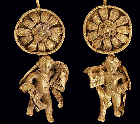 Ancient gold jewelry: timeless beauty, technical mastery | | the