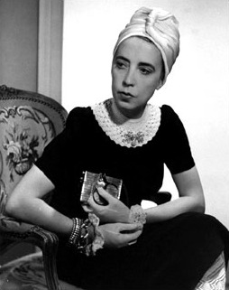 Schiaparelli+headscarf