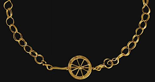ancient best viking jewelry pinterest icelandic century staraya at art c kristinmas found images chain dress ad pendant chains with on bronze bling