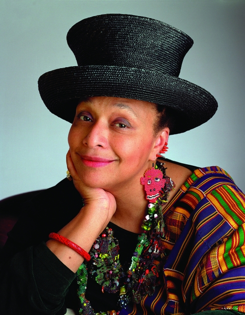 Joyce Scott, bead artist and MacArthur Fellow 2016