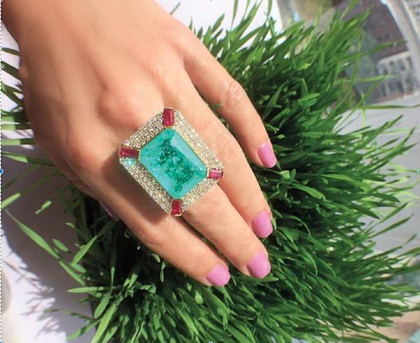 AG Gems ring