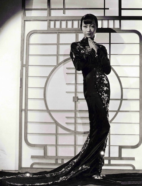 Anna May Wong-Limehouse Blues, 1934