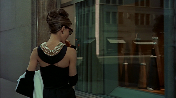 Audrey Hepburn in Breakfast at Tiffanys