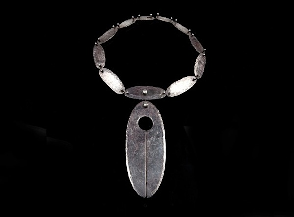 BERTOIA - Silver necklace