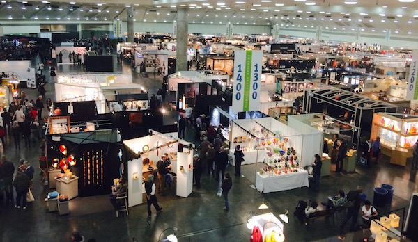 Best craft shows in the u s in 2018 the jewelry loupe for Jewelry show chicago 2018