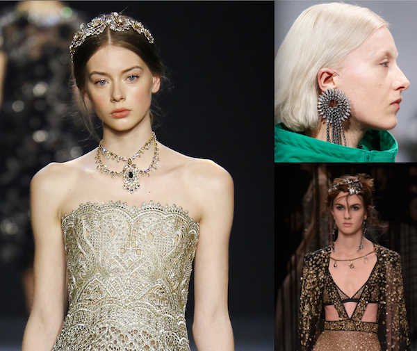 Baroque jewelry trends