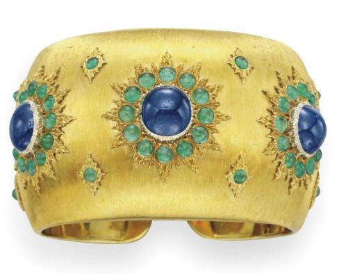 Buccellati cuff bracelet