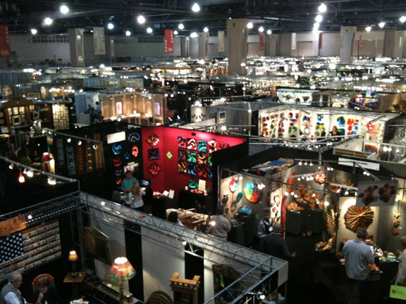 Buyers Market Show, Philadelphia (photo Cathleen McCarthy)