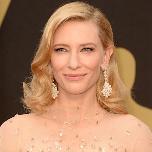 Cate Blanchett in Chopard opals