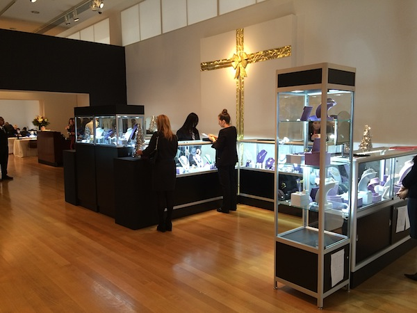 Christie's Magnificent Jewels preview (Cathleen McCarthy/The Jewelry Loupe)