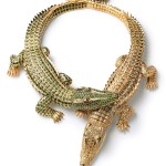 Crocodile necklace Maria Felix (c) Cartier