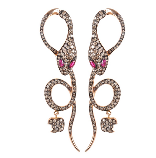 Dada Arrigoni Malafemmina earrings