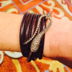 Dada Arrigoni snake bracelet