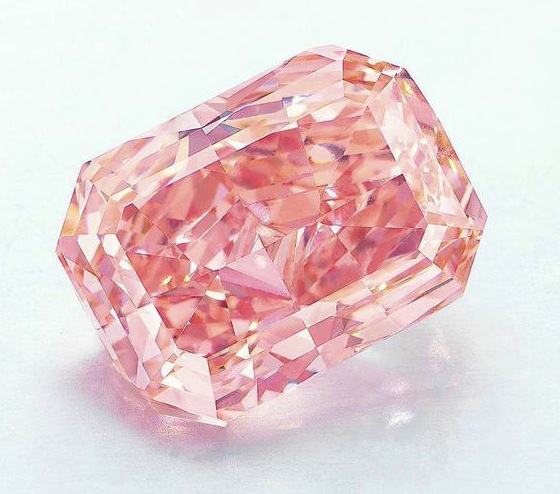 A 5.18ct fancy vivid pink diamond estimated at $9.5-12.5mil  at Christie's Geneva, May 13