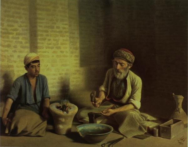 Goldworker_in_Baghdad
