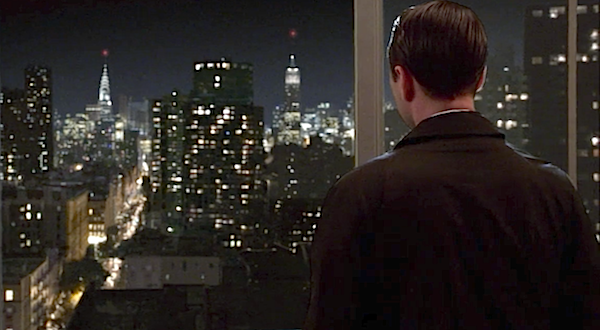 During the first season of Mad Men, Pete Campbell looks out on 1960 Manhattan from the Upper East Side apartment he's about to buy for $30,000 with his wife Trudy.