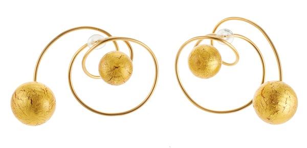 JAR Carnaval à Venise earrings