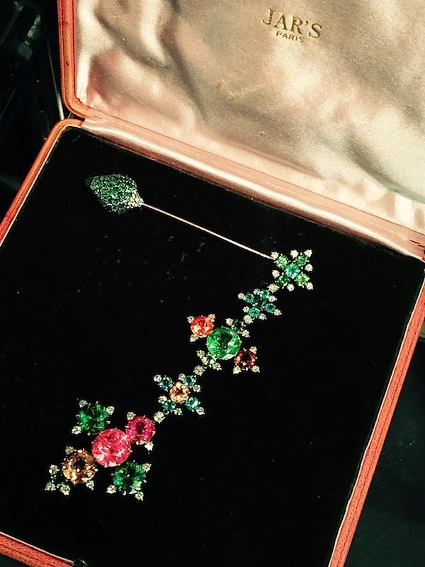 JAR fibula, 1993 | photo Cathleen McCarthy | The Jewelry Loupe