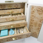 Jewelry Safe-White-MappaBurl-Gold_Interior
