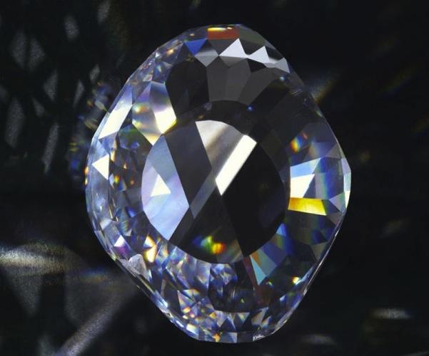Koh-i-noor diamond replica by Hatleberg