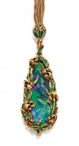 Marcus & Co. opal sautoir