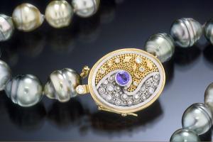 Necklace by Cornelia Goldsmith