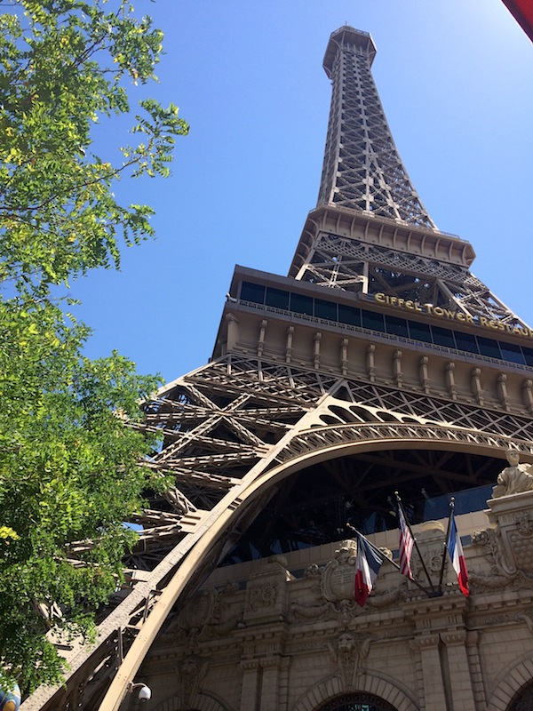 Paris Hotel Eiffel Tower (photo Cathleen McCarthy) | The Jewelry Loupe