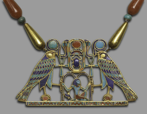 cleopatra see ancient egyptian necklace l earrings view jewelry scarab egypt larger