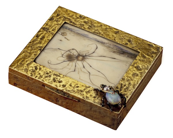 """Dali"" Cigarette Case"