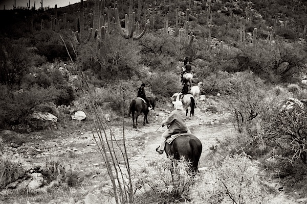 Desert ride at Tanque Verde Ranch (photo ©Cathleen McCarthy)