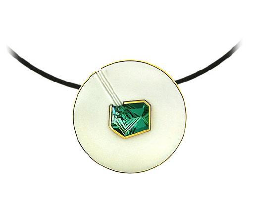 Bernd Munsteiner brooch/pendant