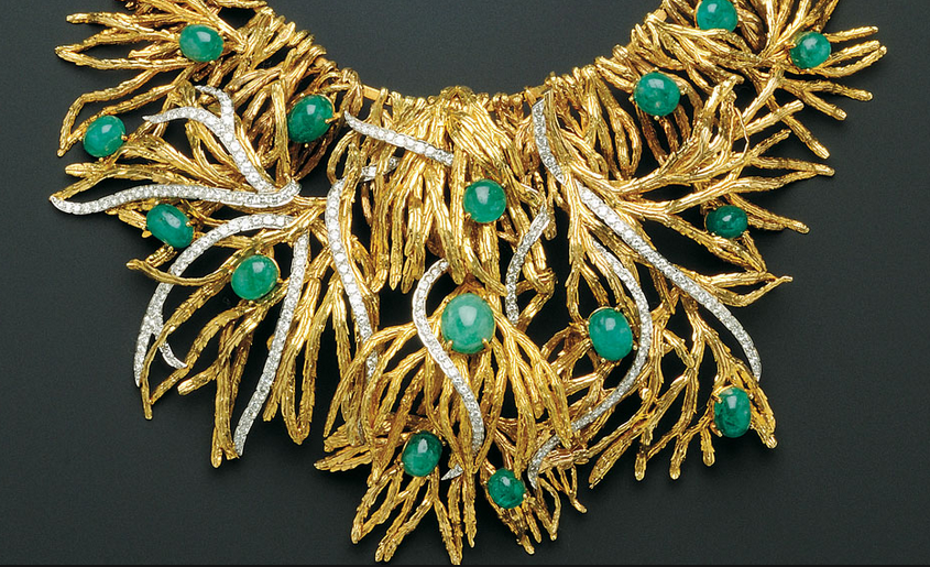 Necklace by Marianne Ostier