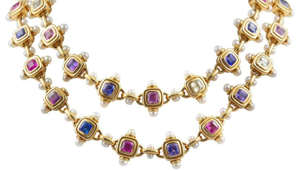 JAR sapphire pearl necklace (1stdibs.com)