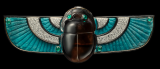 Cartier winged scarab