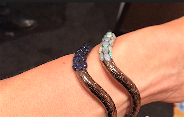 ScreenWendy Yue snake bracelets bottom