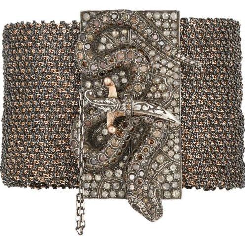Sevan Bicakci snake bracelet