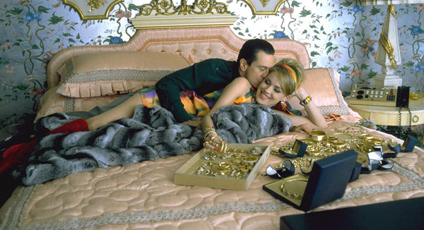 Sharon Stone-jewelry in bed Casino