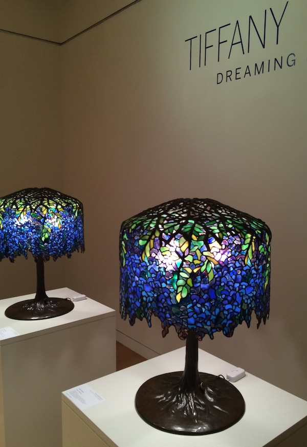 Tiffany Dreaming at Sotheby's (photo Cathleen McCarthy/The Jewelry Loupe)