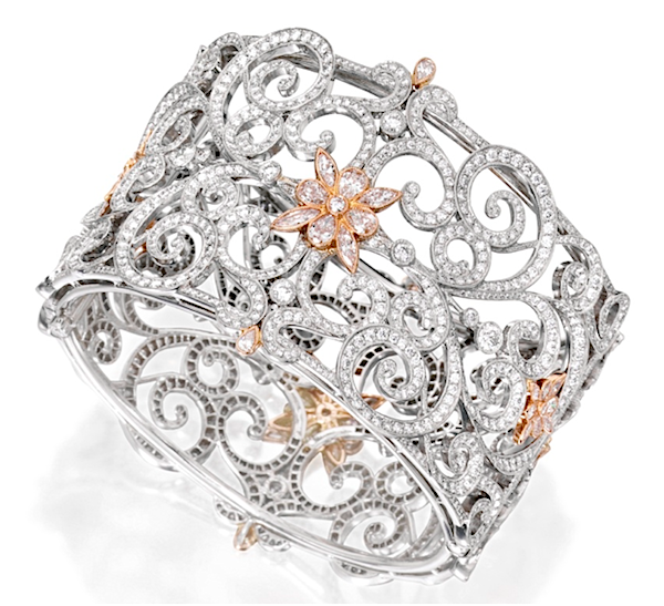 Tiffany bracelet (Sotheby's)