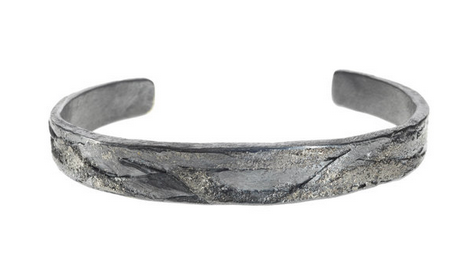 Todd Reed palladium men's bracelet
