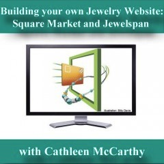 Building your own Jewelry Website on Square Market & Jewelspan